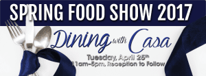 Spring Food Show 2017 @ Holiday Inn - Binghamton | Liverpool | New York | United States